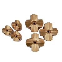 Buy cheap Tungsten Carbide Tapered Cross Drill Bit Rock Tools Drilling Equipments from wholesalers