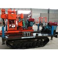 China ProfessionalGeological Drilling Rig Machine XY-200 Crawler Type 200m Drilling Depth For Rock Drilling on sale