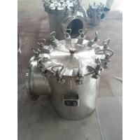 Quality Marine seawater strainer for sale