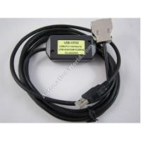 Quality USB-CIF02:USB PLC programming Cable for Omron CQM1,CPM1, CPM1A, CPM2A,C200HS,C200HX/HG/HE,SRM1 series for sale