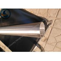 Buy cheap Multi Function Tapered Steel Tube Tapered Carbon Tube For Liquid Filter from wholesalers