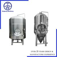 China 0 - 80kW 10 Bbl Brite Tank 100L - 50000L Customized Capacity Stainless Steel on sale