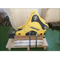 Quality Fine Demo Hammer Rock Breaker , Tunnel Road Hydraulic Rock Hammer For Excavator for sale