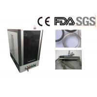 Quality Closed Type Fiber Laser Engraving Machine EZcad Software Operating for sale