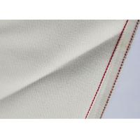 Buy cheap 10.1oz White Selvedge Slub Lightweight Denim Fabric For Pant Premium Denim from wholesalers