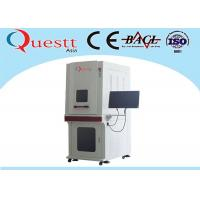 Quality 355nm 3W UV CNC Laser Etching Machine For Engraving / Marking for sale