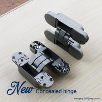 Quality 3d Adjustable Hide Type Italian Hinges Concealed Folding Hinges For Flush Wood Doors for sale