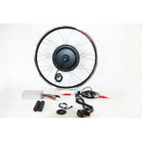 Quality High Power 48V 1000W Hub Motor Kit For Off Road Electric Bike 6s / 7s Freewheel for sale