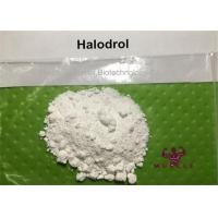 China 99% Assay Muscle Building Prohormones Supplements White Powder Halodrol CAS 35937-40-7 on sale
