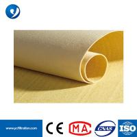 Quality Anhui Yuanchen Supply P84 Nonwoven Dust Filter Bags with PTFE Membrane for Steel Plant for sale