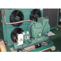 Quality Cold Storage Refrigeration Air Cooled Condensing Unit With 5HP Bitzer Compressor for sale