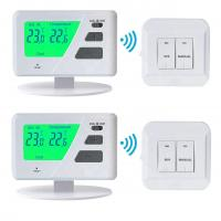 Buy Eco - Friendly Cold Room Thermostat Wireless Central Heating Control Systems at wholesale prices
