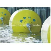 China Unskinkable Polyurethane Foam Filled Fenders For Ship To Ship Transfer on sale