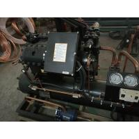 Buy cheap Copeland Compressor 10 HP Hermetic Condensing Unit Water Cooled Easy Operation from wholesalers