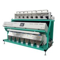 Quality Bean color sorter machine from China,color sorting processing for legumes,optical sorting for pulses for sale
