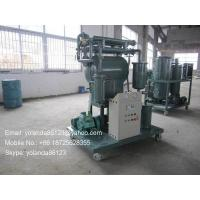 Quality Single-stage Vacuum Insulating Fluids Purifier ZY-100 for sale
