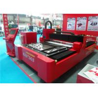 Quality IP54 Metal Laser Steel Pipe Cutting Machine with Free Software Upgrading Service for sale
