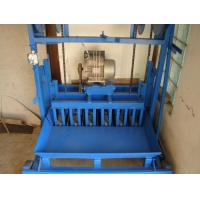 Quality Small Manual block making machine for sale
