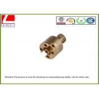 Quality Precision Brass stainless steel aluminum , copper CNC Turning Machining Parts for sale