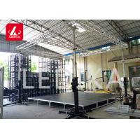 Quality Best Small Events Audio Speaker Standing Stage Tower System H2.2*0.65*0.55M for sale