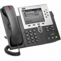 Quality Cisco Brand New IP Phone CP-7911G for sale