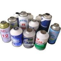 Auto Refrigerant Gas Freon Cans