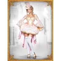 Quality Wholesale Quality Halloween Christmas Fancy Dress Costumes Vixen of Versailles Costumes for sale