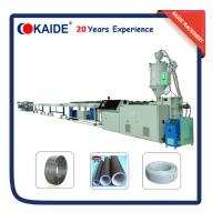 Buy cheap Plastic Pipe Extrusion Machine-PEXb Pipe Production Line product