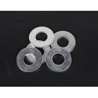 Quality Industrial 3 Inch Flat Washer Zinc Plated Clean Surface Finished Precise for sale