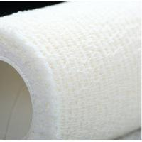 Quality Waterproof White Medical Bandage Tape Roll Self Adhesive High Elasticity for sale