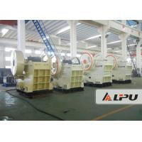 Quality Large Capacity Toggle Plate Jaw Crusher Concrete Crushing Equipment 24t for sale