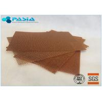 Quality Fire Retardant Aramid Honeycomb Panels For Military Shelters Halogen Free for sale