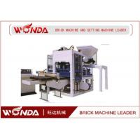China Electric Semi Automatic Concrete Block Making MachineLow Energy Consumption QTS-3A on sale