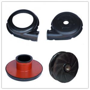 Erosion Resistant Slurry Pump Spare Parts ----pump parts manufacturer in Hebei
