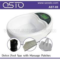 Quality Far Infrared Ion Detox Foot Spa for sale
