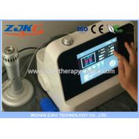 Buy cheap Portable Shock Wave Therapy For Shoulder Tendonitis / Back Pain 100V - 230V product