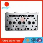 Quality Kubota D1703 D1705 cylinder head 16444-03045 16467-03049 16467-03050 L2900 L3300 L3410 L3430 for sale