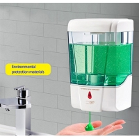 Quality Electric Kitchen Hotel Touch Free Smart Soap Dispenser for sale