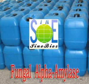 Slight Fermentation Odor Liquid Fungal Alpha Amylase For Beer Brewing SINOzym-FAA20LBE