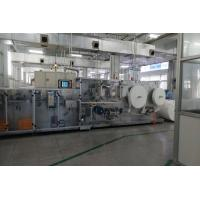 Quality Full Automatic Wet Wipes Production Line 300 Piece Every Minute Width 40-100mm for sale