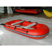 Quality Custom Made Red Inflatable Fishing  Boat for Rental for sale