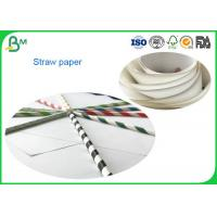 100% Imported Pure Wood Pulp10mm - 50mm Straw Board Paper Rolls For Printing