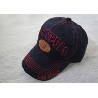 Buy 6 Panel Fashion Printed Sports Hats For Men , Personalized Baseball Cap at wholesale prices