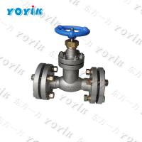 Quality Dongfang YOYIK supply original bellows globe valve KHWJ25F-1.6P for sale