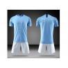 Buy cheap Cheap price custom customer logo football jersey plain OEM soccer jersey from wholesalers