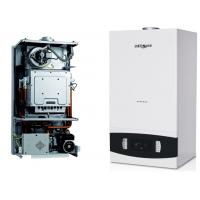Quality Efficient 16-36 Kw Wall Hung Gas Boiler LCD Display With Two Heat Exchanger for sale