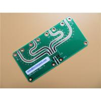 Quality High Frequency PCB Taconic RF-35A2 20mil (0.508 mm) HASL and green soldermask for sale