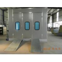 Quality Portable Infrared Car Spray Booth 17.5KW For Home Garage , Motorcycle for sale