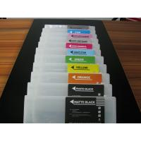 Quality 700ml Refillable Ink Cartridges Empty For Epson 7900 9900 7910 9910 for sale