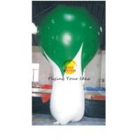 Quality 7m Inflatable Advertising Helium Balloons 0.4mm PVC Tarpaulin For Promotion for sale